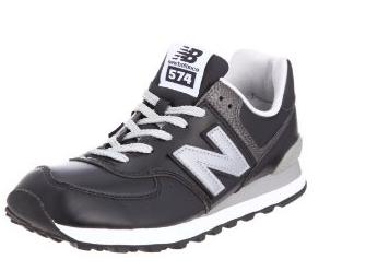 ニューバランス NEW BALANCE NB M574 黒色