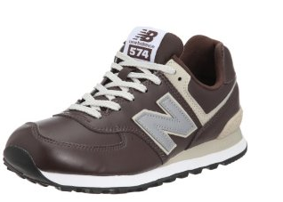ニューバランス NEW BALANCE NB M574 黒色白色