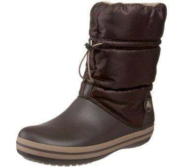 crocs crocband winter boot w